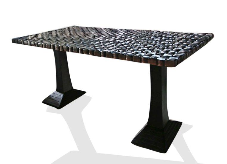 Weave dining table avana africa treniq 1 1516362133902