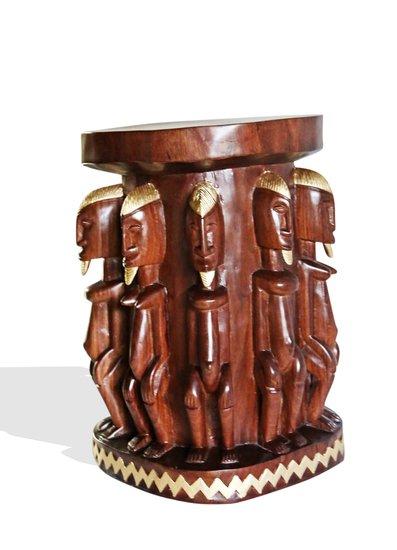 Dogon telem statues table avana africa treniq 1 1516363032355