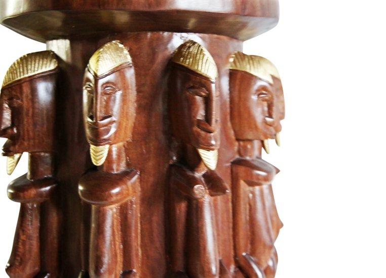 Dogon telem statues table avana africa treniq 1 1516363032359