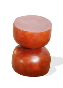 Bell-Stool-Mahogany_Avana-Africa_Treniq_0
