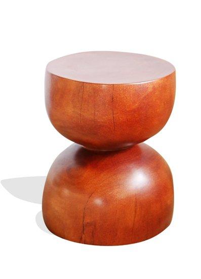 Bell stool mahogany avana africa treniq 1 1516363805309