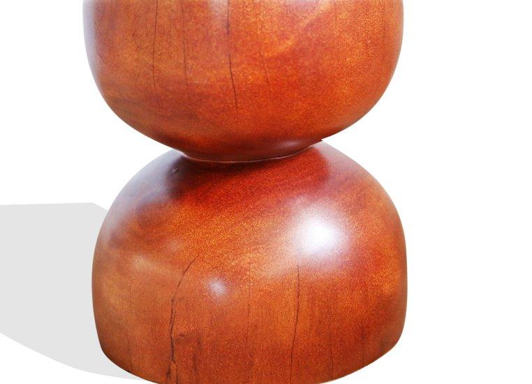 Bell stool mahogany avana africa treniq 1 1516363805314