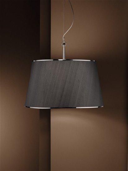 Divina flat shade chrome pendant lamp younique plus treniq 1 1516630775709