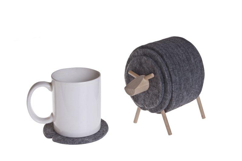 Sheepad.collects felt table coasters. welldone%c2%ae dobre rzeczy treniq 1 1516632617308