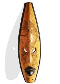 Ghana-Yellow-Giraffe-Mask_Avana-Africa_Treniq_0