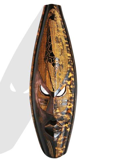Ghana shaded giraffe mask avana africa treniq 1 1516701438207