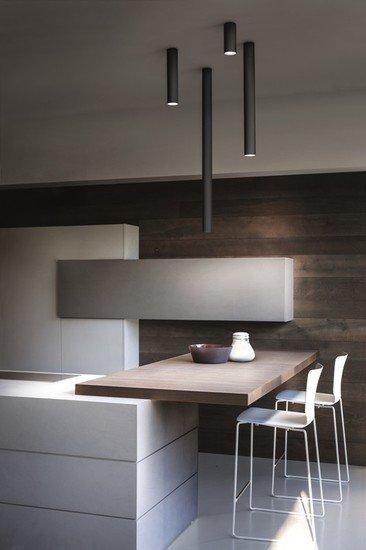A tube large matt black  studio italia design treniq 1 1516727224516