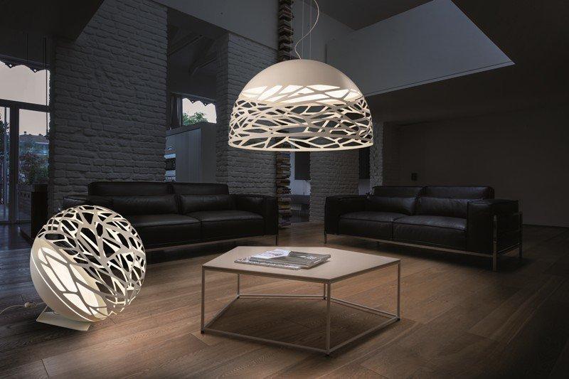 Kelly dome large 80 matt white 9010 studio italia design treniq 1 1516789961392