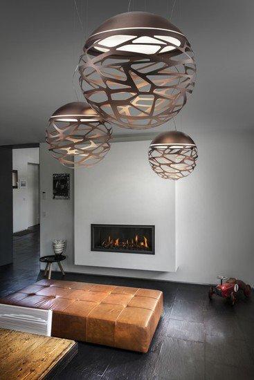 Kelly sphere small 40 coppery bronze studio italia design treniq 1 1516790964668