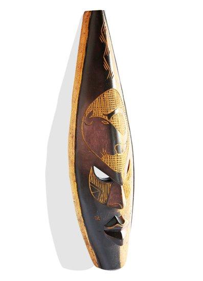 Ghana double colored mask elephant avana africa treniq 1 1516795159200