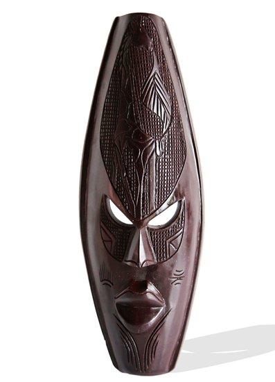 Dark mask with giraffe avana africa treniq 1 1516795772670