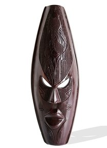 Dark-Mask-With-Giraffe_Avana-Africa_Treniq_0