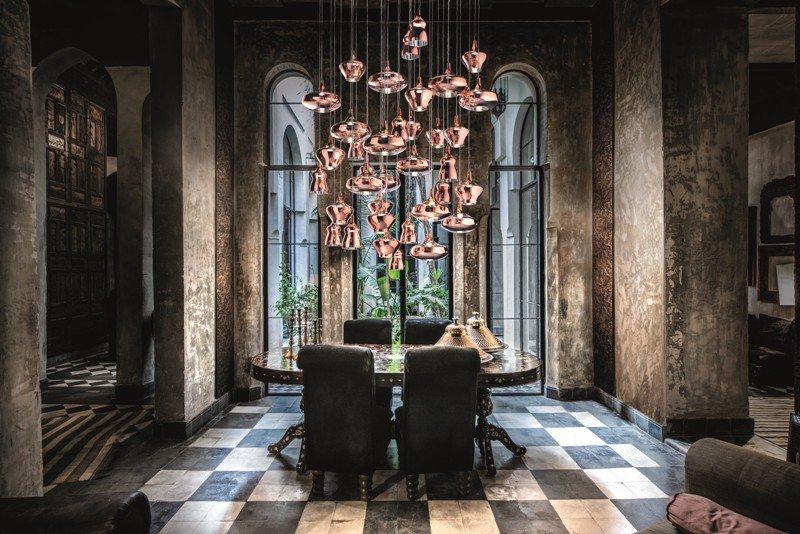 Nostalgia large rose gold studio italia design treniq 1 1516804431035