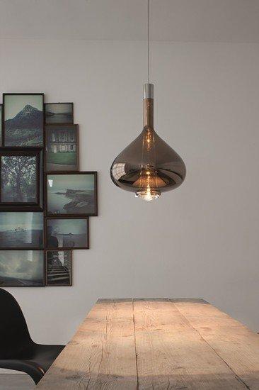 Sky fall large metallized glossy copper  studio italia design treniq 1 1516807836879