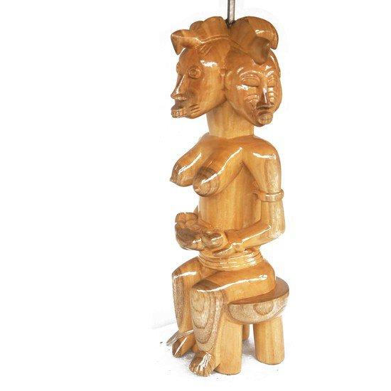 4 faced senoufu fertility statue avana africa treniq 1 1516870081477