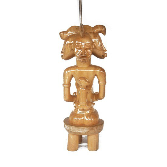 4 faced senoufu fertility statue avana africa treniq 1 1516870081470