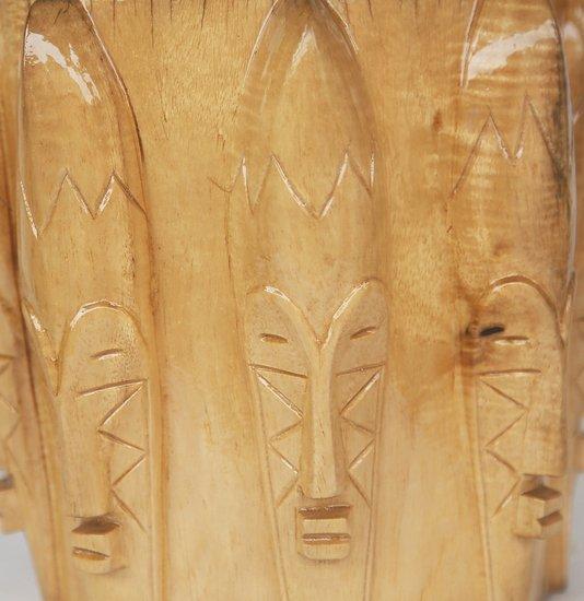 Gouro horn lamp  avana africa treniq 1 1516870505812