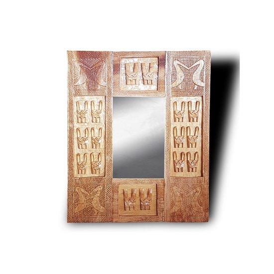 Dogon mirror frame   small avana africa treniq 1 1516871038293