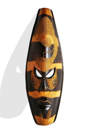 Striped elephant mask avana africa treniq 1 1516871274756