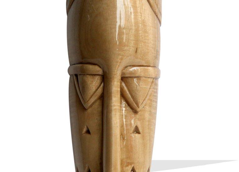 Stylized senoufu mask   light avana africa treniq 1 1516872632294