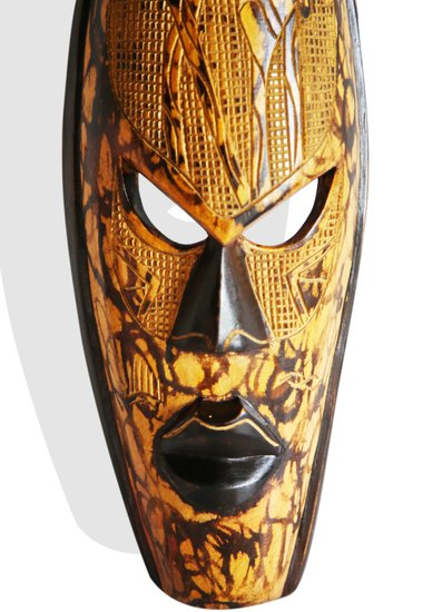 Shaded medium giraffe mask avana africa treniq 1 1516873895400