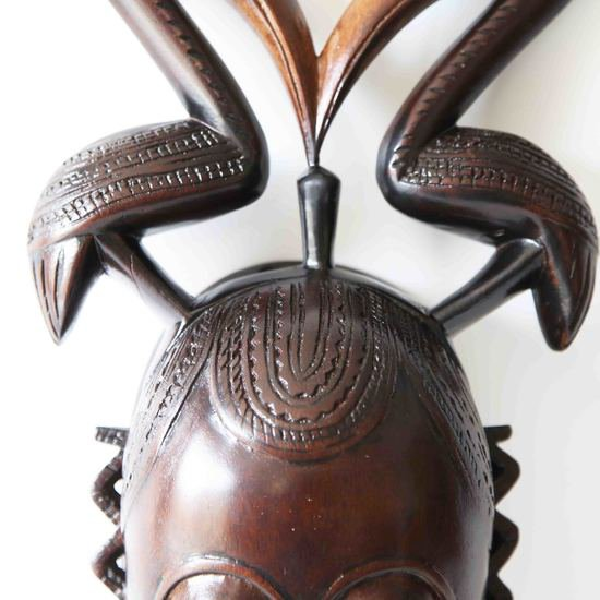 Yaore mask with twin kalao headgear avana africa treniq 1 1516874573483