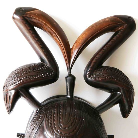 Yaore mask with twin kalao headgear avana africa treniq 1 1516874573482