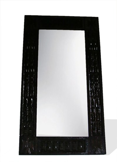 Dogon mirror frame   medium dark avana africa treniq 1 1516877084882