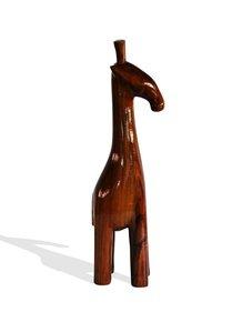 Teak-Giraffe-Small_Avana-Africa_Treniq_0