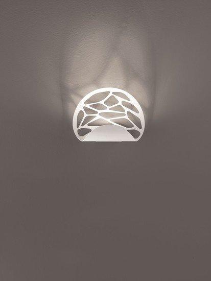 Kelly wall lamp matt white 9010  studio italia design treniq 1 1516893320029