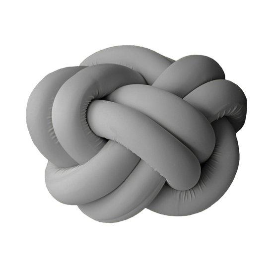 Knot pouf flexy grey studio zappriani treniq 1 1516893946339