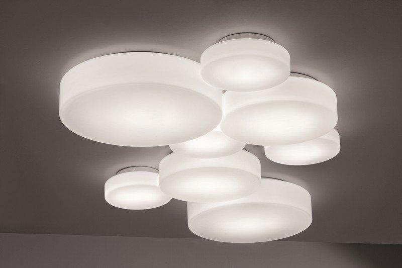 Ceiling lamp matt white studio italia design treniq 1 1516897048087