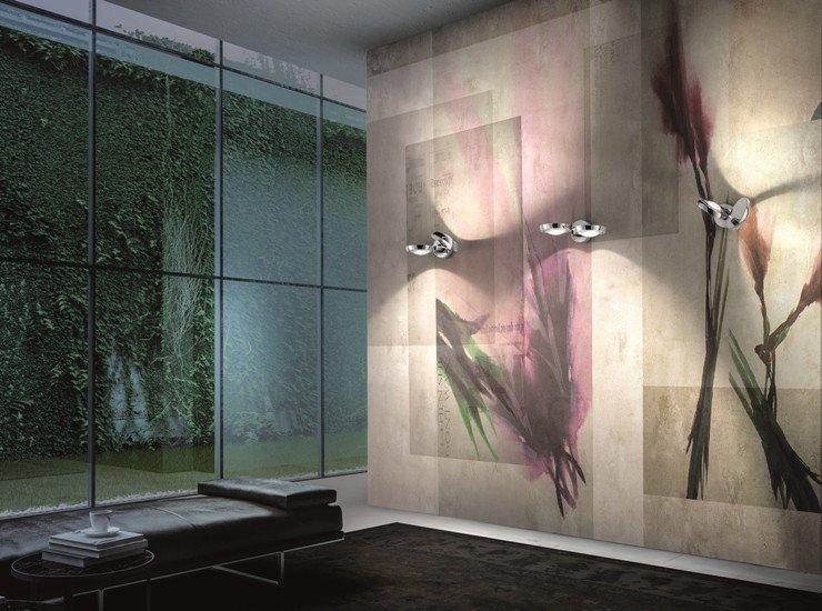 Nautilus wall lamp chrome (2700k) studio italia design treniq 1 1516898986657