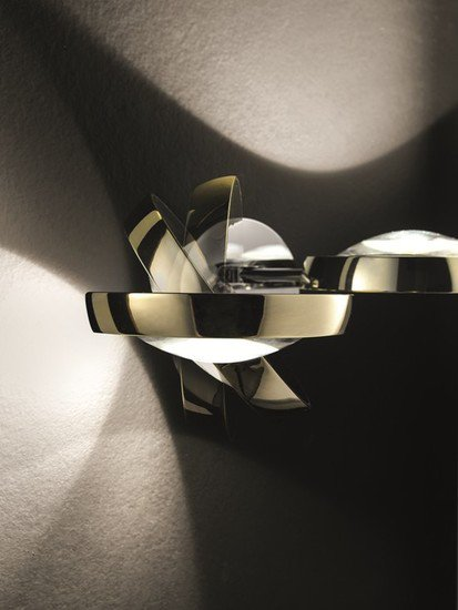 Nautilus wall lamp gold (2700k) studio italia design treniq 1 1516899164263