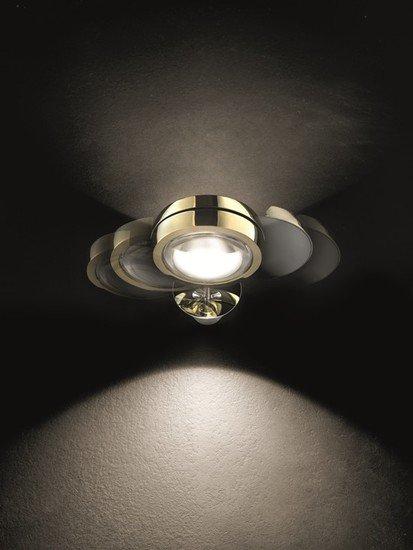 Nautilus wall lamp gold (3000k) studio italia design treniq 1 1516899660485