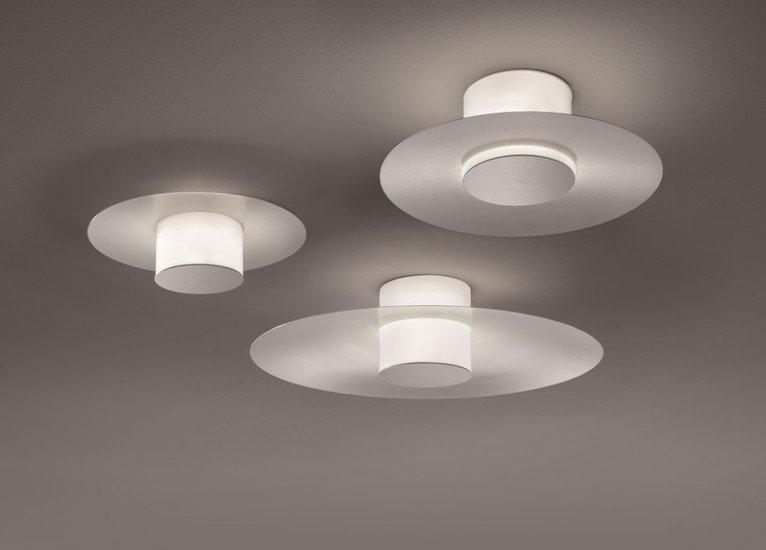 Thor small ceiling lamp glossy milk white studio italia design treniq 1 1516900484196