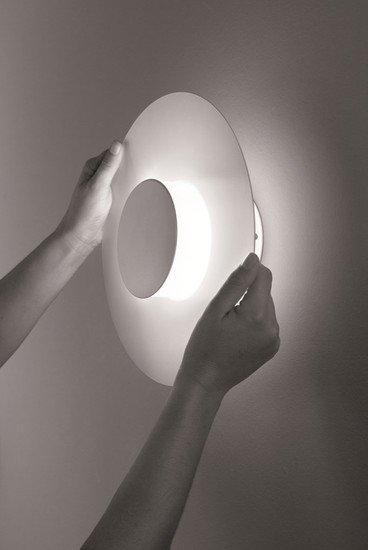 Thor small ceiling lamp glossy milk white studio italia design treniq 1 1516900495155