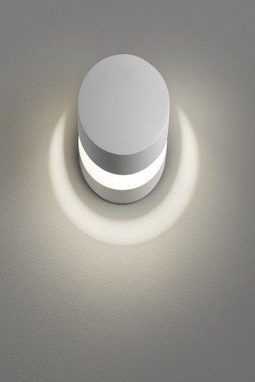 Pin up wall lamp matt white 9010 (2700k) studio italia design treniq 1 1516956954284