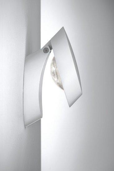 Pin up wall lamp matt white 9010 (2700k) studio italia design treniq 1 1516956957086