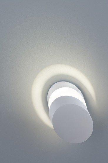 Pin up wall lamp matt white 9010 (2700k) studio italia design treniq 1 1516956959697