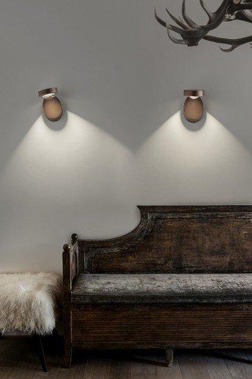 Pin up wall lamp coppery bronze (2700k) studio italia design treniq 1 1516957115015