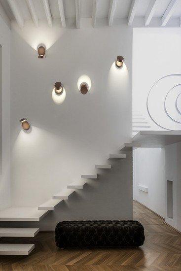 Pin up wall lamp coppery bronze (2700k) studio italia design treniq 1 1516957123400