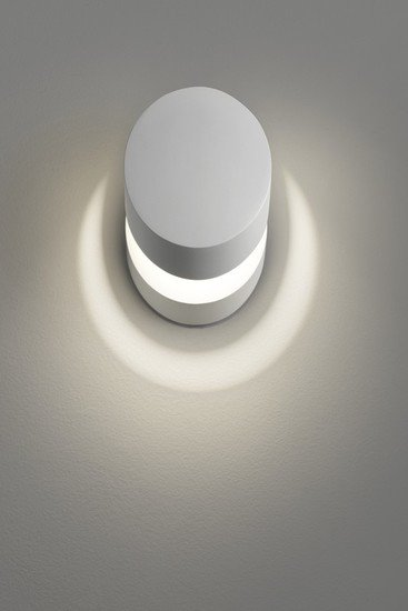 Pin up wall lamp matt white 9010 (3000k) studio italia design treniq 1 1516958181554