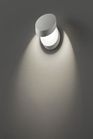 Pin up wall lamp matt white 9010 (3000k) studio italia design treniq 1 1516958199334