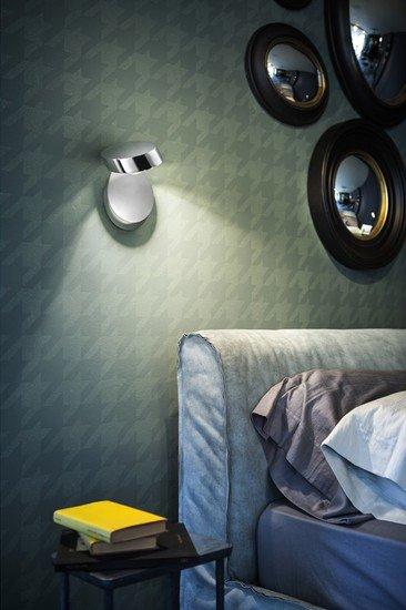 Pin up wall lamp chrome (3000k) studio italia design treniq 1 1516958394044