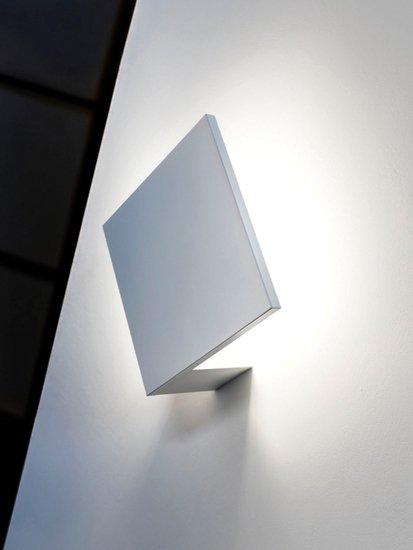 Puzzle square single wall lamp matt white (2700k) studio italia design treniq 1 1516963231664