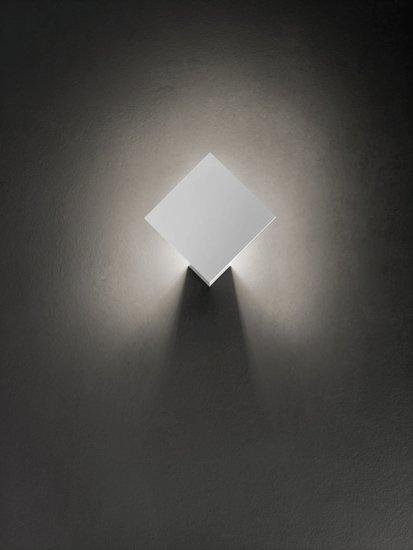 Puzzle square single wall lamp matt white (2700k) studio italia design treniq 1 1516963238973