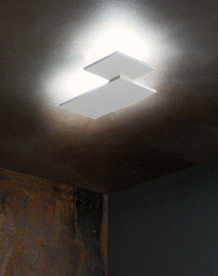 Ceiling lamp matt white (2700k) studio italia design treniq 1 1516963810750