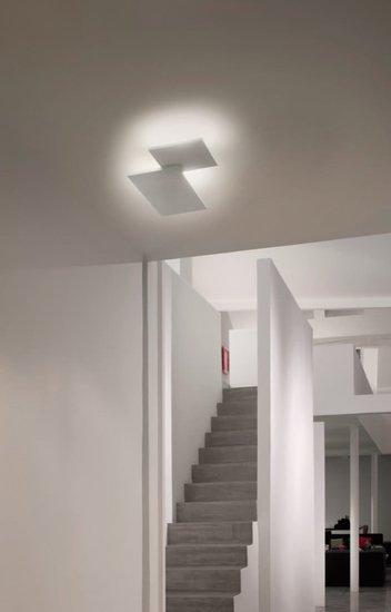 Ceiling lamp matt white (2700k) studio italia design treniq 1 1516963815406