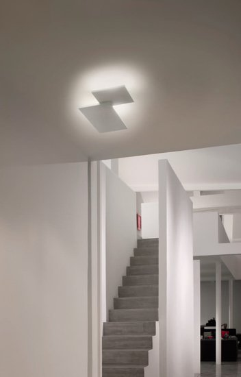 Ceiling lamp matt white (3000k) studio italia design treniq 1 1516963878206